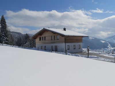 Photo for quiet and sunny location, unspoilt view to the valley and to Tauern