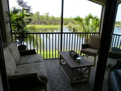Photo for TPC Bundled Golf - High End Condo With Lake View