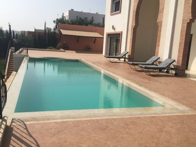 Photo for Spacious Comfortable 7 Bedrooms Villa with Swimming Pool Ref: T72024