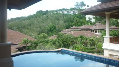 Photo for Private pool 4bed villa in Layan (LW 11)