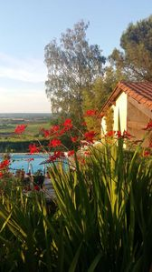 Photo for HOUSE WITH PANORAMIC VIEW IN PERIGORD