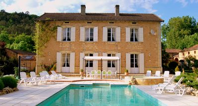 Photo for 6BR Estate Vacation Rental in Saint Front sur Lemance