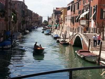 Photo for City  / Village Apartment in Venice with 1 bedrooms sleeps 4
