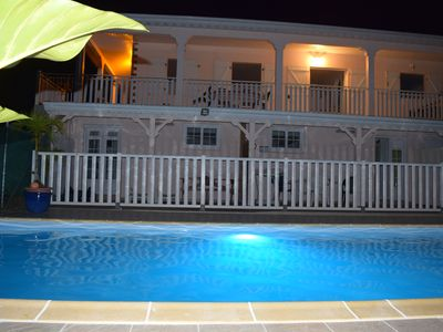 Photo for F2 / F3 + SWIMMING POOL 300/450 €