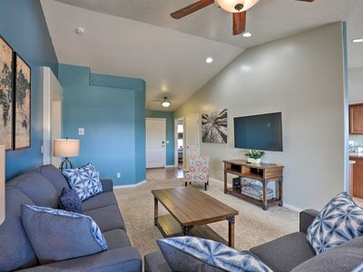 Photo for NEW! Luxe Home w/Covered Patio <5Mi to Lake Powell