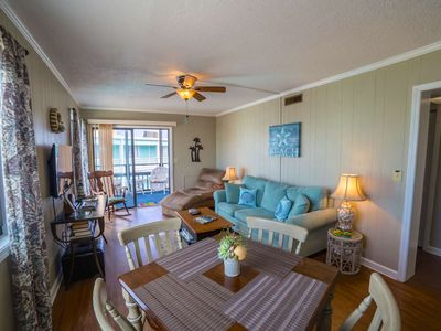 Photo for Sea Oaks, Beautiful Beachfront 2 bedroom unit with Free Water Park, Aquarium, Golf & More Every Day!