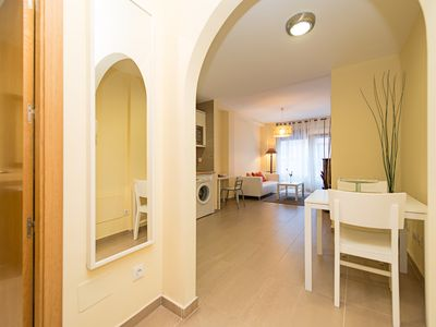 Photo for BEAUTIFUL APARTMENT IN THE BEACH OF LAS CANTERAS- GRAN CANARIA- Vv 1142