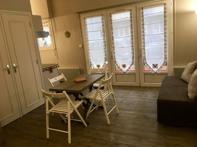 Photo for Golden Triangle Le Touquet Paris Plage: cozy studio near sea and shops