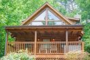 Mountain Mist 1 bedroom private Honeymoon Cabin in Pigeon Forge