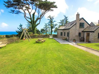 Photo for Amazing location on the Roseland Peninsula close to the coastal path.