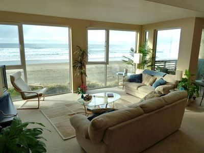 Photo for Oceanfront Beauty, Award Winner, Spectacular View with 7-mile Sandy Beach!
