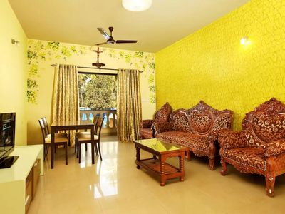 Photo for Charming 2 Bedroom apartment with a love