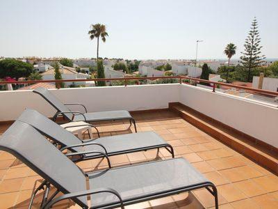 Photo for 2 Bedroom Duplex Penthouse with amazing terrace views less than 5 minutes walk