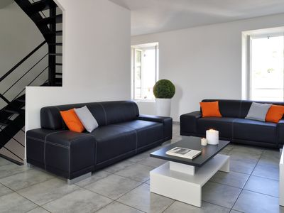 Photo for T5 of exception in duplex appartment furnished of tourism 4 *