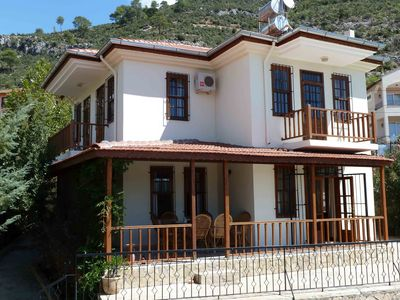 Photo for Beautiful 3 bedroom villa with private pool and stunning views