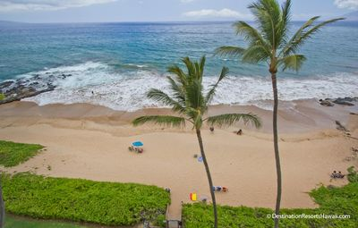 Photo for This property is a 1300.0 square feet,  2 Bedroom, 2 bathroom accommodation located in Wailea-Makena