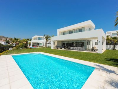 Photo for New signature Luxury Villa  private pool,see view, 5 minutes To Marbella center