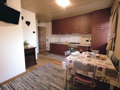 Photo for PRETTY TWO-ROOM APARTMENT IN ALPINE STYLE