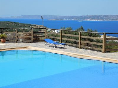 Photo for Gorgeous V. Private Villa with Big Pool and Views