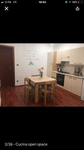 Photo for Bed & kitchen located in the central area at 1 km from the station served by the metro