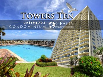 Towers Ten, Daytona Beach Shores, FL, USA
