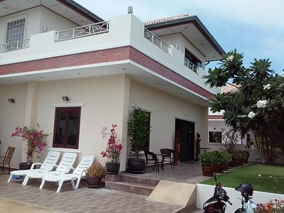 Photo for BIG VILLA WITH SWIMMING POOL AND HOT TUB