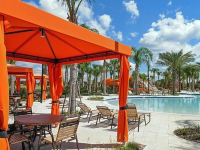 Photo for At Last You can Rent the Perfect Luxury Villa on Solterra Resort, minutes from Disney World, Orlando Villa 2755