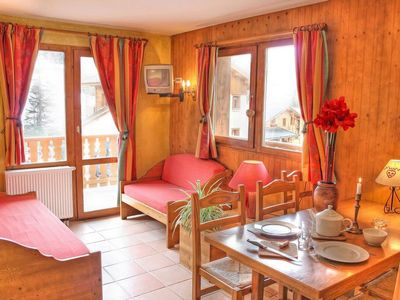 Photo for The Balconies of Val Cenis The Haut *** - 2 Room Cabin 4/6 People