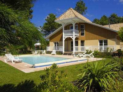 Photo for Luxurious villa with a private pool at 2.2 km. from the sea