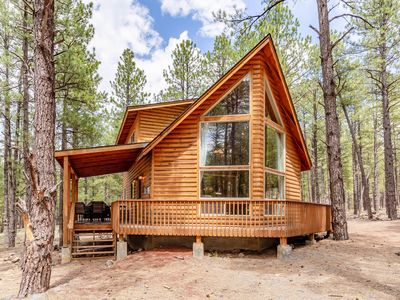 Photo for Moose Manor - [Summer Deals Now]  Luxury in Grand Canyon/Flagstaff Area