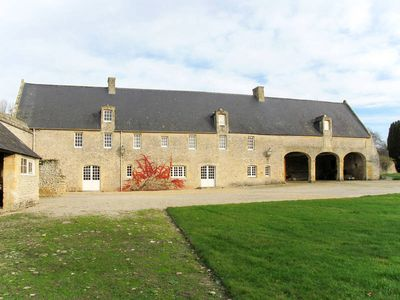 Photo for Vacation home Abbaye de Longues-sur-Mer  in Longues - sur - Mer, Normandy / Normandie - 10 persons, 5 bedrooms