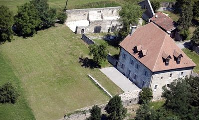 Photo for 400 euros / night 12th century fortified house