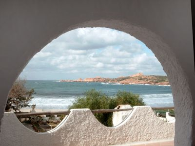 Photo for 2 bedroom Apartment, sleeps 5 in Isola Rossa