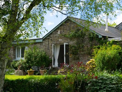 Photo for Charming Cottage With Beautiful Private Garden And Countryside Views Located Close to Coast