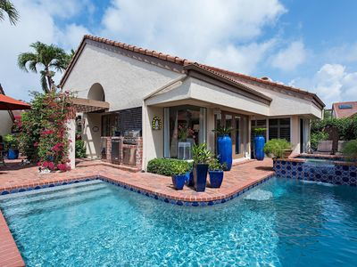 Photo for Gorgeous Pelican Bay Villa with Private Pool , Beach Club and Fitness Center!