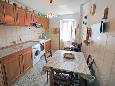 Photo for Apartment 747 m from the center of Moneglia with Parking, Internet, Washing machine, Balcony (116723)
