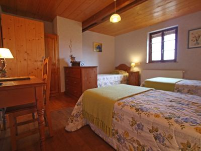 Photo for Comfortable cottage welcoming 14 people.