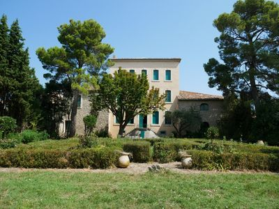 Photo for Mansion with park at 27km from Carcassonne and its medieval city