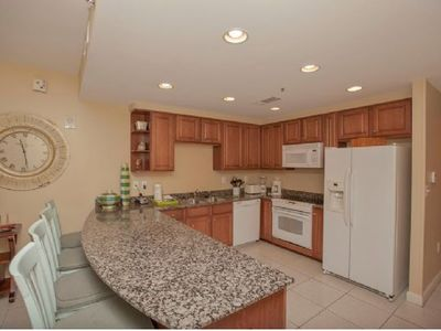 Photo for 4th Floor! ☼☼❀❀ 2BR/2BA,Sleeps 7,Handicap Acc,Living & Mstr Rms Facing The Beach