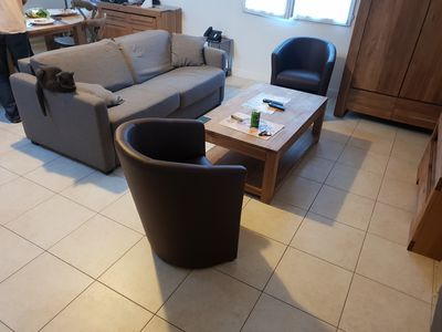 Photo for 3 bedroom townhouse 10 min from the city center
