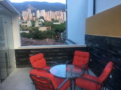 Photo for PH 3 Bedroom Middle of Lleras Roof Deck