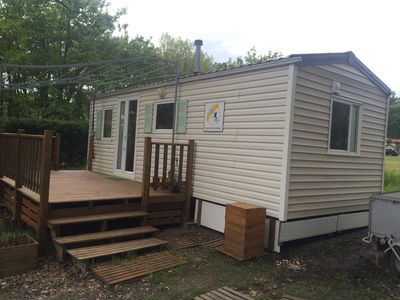 Photo for Mobile Home 2 bedrooms, sleeps 5