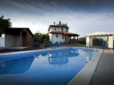 Photo for Villa Diana, Luxury villa with stunning seaview and private pool