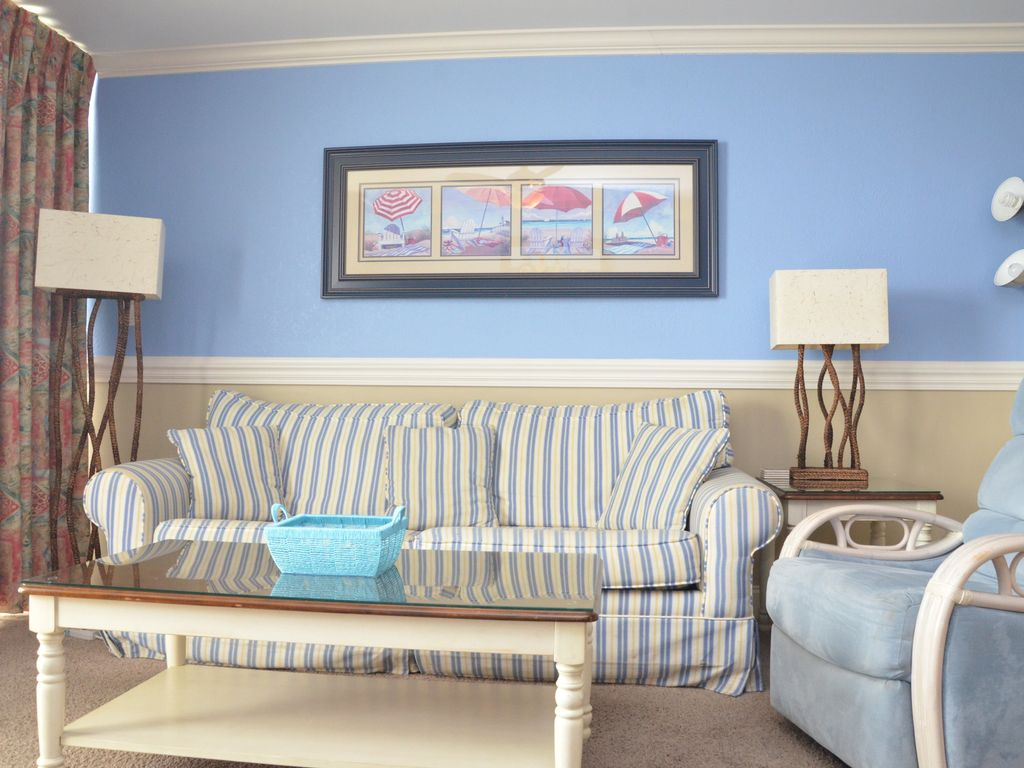 and lovely 3 bedroom suite waiting for your arrival in garden city sc
