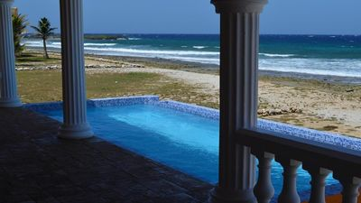 Photo for complete luxury with a pool is the best rental on the island.