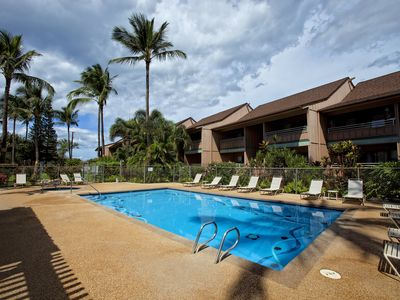 Photo for Kihei Bay Vista #A-102 1Bd/1Ba Across From The Beach Great Rates! Sleeps 4