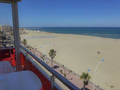 Photo for Apartment Pleine Mer in Canet-Plage - 4 persons, 1 bedrooms