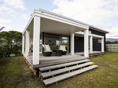 Photo for Waikanae Retreat - Waikanae Beach Holiday Home
