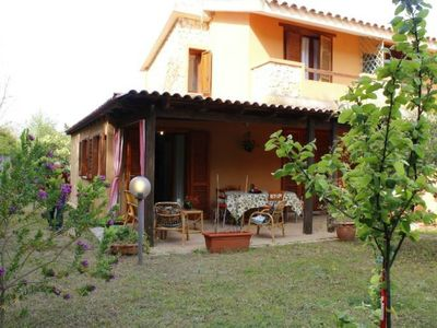 Photo for Villa with 4 rooms a few minutes walk from the sea