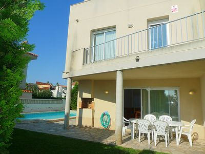 Photo for Vacation home Angels in L'Ampolla - 8 persons, 4 bedrooms